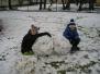 Lednové hry na sněhu