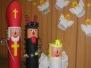 Mikulášská a vánoční výzdoba