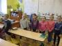 Předškoláci na návštěvě v ZŠ Mašovice