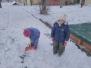 První sníh 7.1.